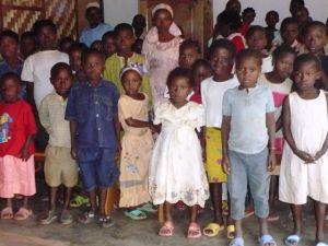 weeskinderen van batouri